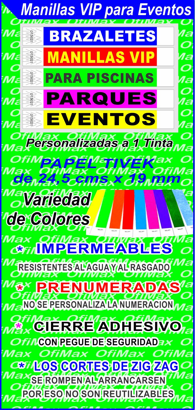 290d57438b1c ... colombia manillas brazaletas o pulseras para eventos